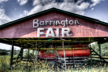 Great BArrington Fair Racing Photo